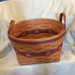 Longaberger Petuna Basket